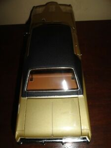 ERTL 1969 Pontiac Grand Prix SJ 428 1:18 scale with black top Limited 1 of 5000