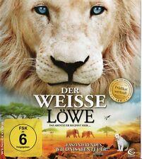 Der weisse Löwe - Das Abenteuer beginnt hier - Blu-ray Tier Natur Dokumentation