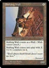 SHIFTING WALL Stronghold MTG Artifact Creature — Wall Unc