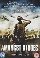 Amongst Heroes: Their Final Stand (DVD, 2010) WW2 NEW SEALED PAL Region 2