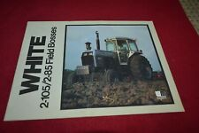 White 2-85 2-105 Tractor Dealer Brochure AMIL15 ver2