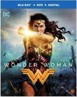 Wonder Woman [New Blu-ray] With DVD, 2 Pack, Digitally Mastered In HD