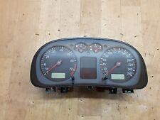 VW Golf 4 2.8 V6 Tacho Tachometer Kombiinstrument Drehzahlmesser #1188