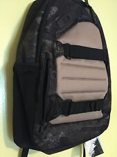 Oakley Backpack Camo BoOkbag, Travel School Bag pack, Gym Bag Brand New
