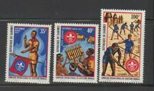 DAHOMEY  STAMPS 1972 BOY SCOUTS WORLD SEMINAR COTONOU MNH - MISC523