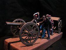 1/32 scale custom American Civil War Union Artillery