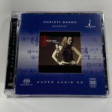 Christy Baron - Steppin' - Chesky - SACD Super Audio CD Multichannel