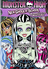 Monster High: New Ghoul at School (DVD,BRAND NEW & SEALED)