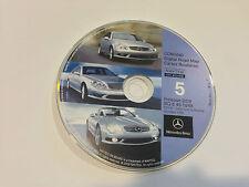 01 02 03 MERCEDES S430 S55 S500 S600 NAVIGATION CD MI IL OH IN WI © 2009 UPDATE