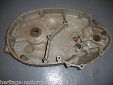 BSA A50 A65 Inner Timing Cover with Tacho Rev Counter Drive Boss
