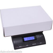 76 Pound Digital Shipping Scale Postal Weigh Parcel Postage FedEx UPS USPS SC-76