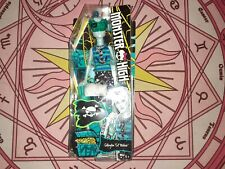 Monster High Doll Gillington Gil Webber Shriekwrecked NEW Male Boy Man