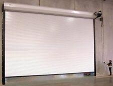 DuroSTEEL JANUS 10' X 12' 1100 Series Commercial WIND RATED Roll-up Door DiRECT