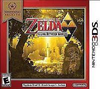Nintendo Selects: The Legend of Zelda: A Link Between Worlds - Nintendo 3DS