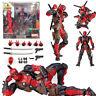 "6"" Marvel Superheroes Deadpool Action Figure  Toy  Kids Gift"