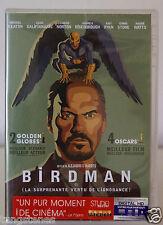 film Dvd BIRDMAN neuf 7/2015 Mickael Keaton Edouard Norton Alejandro G. Inarritu
