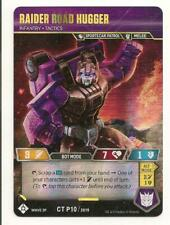 Raider Road Hugger Transformers TCG Promo MINT FREE SHIP