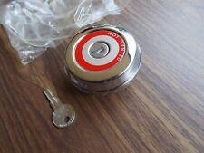 53 1953 54 1954 DeSoto Firedome Hardtop Convertible Chrome Locking Gas Cap