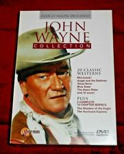 The JOHN WAYNE Collection 6 DVD Set Over 27 hrs 20 CLASSICS  6 DVD's ALL REGIONS