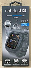Catalyst Waterproof Apple Watch 44mm Case for Series 4 (Gray/Black) BRAND NEW!