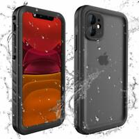 Waterproof Phone Case for iPhone 11 6.1 Inch Fullbody Rugged Case Cover