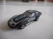 Kidco Burnin Key Car Chevrolet Corvette Turbo in Black