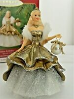 HALLMARK CELEBRATION GOLDEN BARBIE SPECIAL 2000 EDITION, KEEPSAKE ORNAMENT