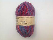 Opal Sock Yarn Wool/Nylon 100grms/425mtrs Neon #1932