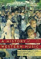 A History Of Western Music 9th Edition  5 Sec.Delivery PDF[E-B 00K]