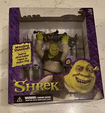 NEW McFarlane Toys Shrek - Wrestlin' Showdown Action Figures Rare Dreamworks '01