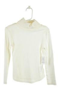 Old Navy Girls Tops T - Shirts 4T Ivory Cotton