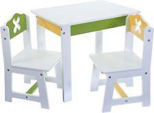 Bieco 74199200 – Seggiolino per Bambini del Gruppo con tavolo e 2 sedie Color