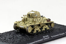 Panzer M 13/40 Italien El Alamein 1942 Fertigmodell 1:72 Altaya