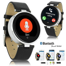 Stylish Bluetooth SmartWatch Built-in Heart Rate Sensor Siri For All iPhone 6s 6
