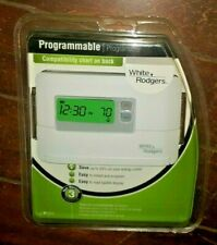 White-Rodgers 5-1-1 Programmable Thermostat with Backlight- #P200
