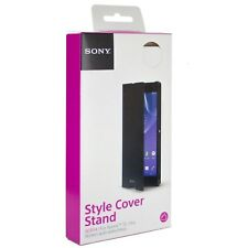 Funda Sony Xperia T2 Ultra SCR14 Negro Nueva Original
