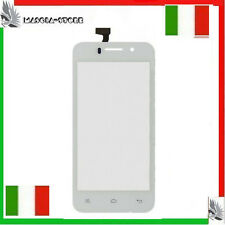 TOUCHSCREEN VETRO Per NGM FORWARD INFINITY Touch screen Bianco x Display lcd