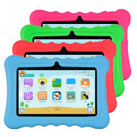 "XGODY Android 8.1 7"" HD 1+16GB Kids Tablet PC WiFi Dual Cam IPS Educational Pad"