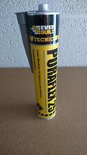 Everbuild Puraflex 25 PU Adhesive, For Fibreglass GRP Trims. Grey - INDPU25GY