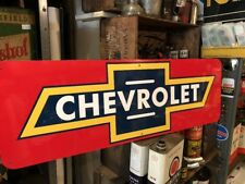 Chevrolet Repro Alucabond Sign