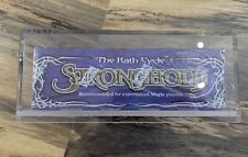 Mtg Stronghold Booster Box