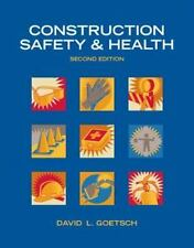 Construction Safety & Health (2nd Edition) by Goetsch, David L.