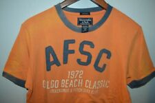 New listing Abercrombie & Fitch muscle ringer vtg distressed t-shirt mens medium surf club
