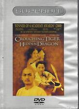 Crouching Tiger, Hidden Dragon (Dvd, 2001, The Superbit Collection)