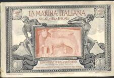 La Marina Italiana nella guerra europea,Le provvidenze civili a grado redenta R