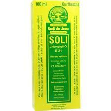 SOLI-CHLOROPHYLL-ÖL S 21 100ml PZN 2003681