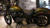 Support de plaque latéral Harley-Davidson Softail FXBB STREET BOB 2018-2020