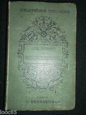 Aide mémoire de Physique Industrielle - Lelaurin 1891 - chauffage vapeur - Dior