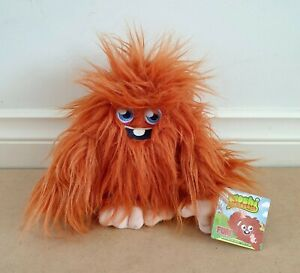 Moshi Monsters – Furi 18cm Plush Soft Toy New With Tags