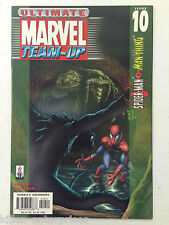 Ultimate Marvel Team Up #10 Comic Book Marvel 2002